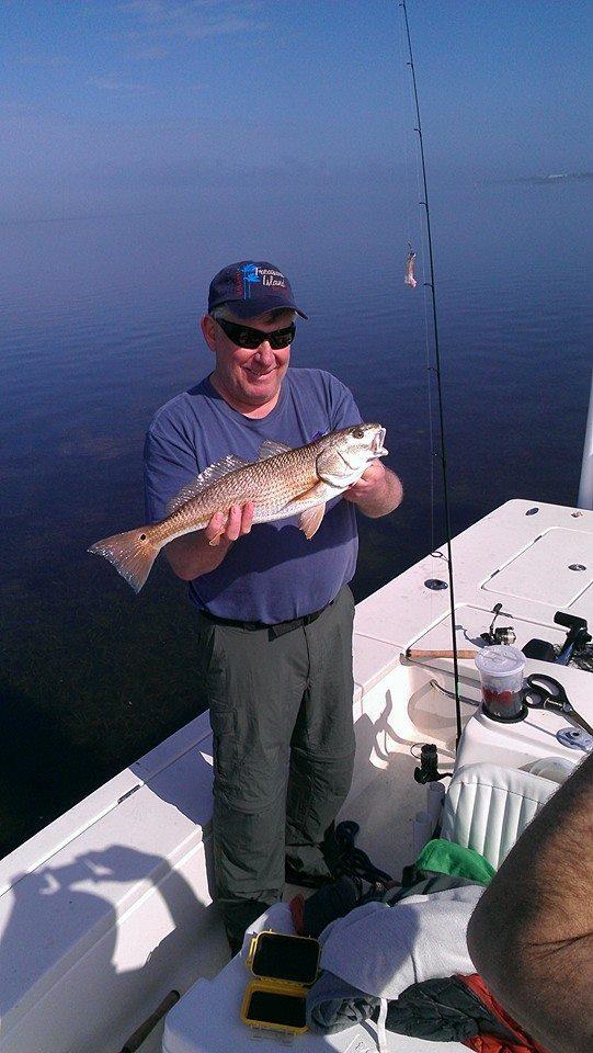 Good Inshore Fishing: Half Day Charters