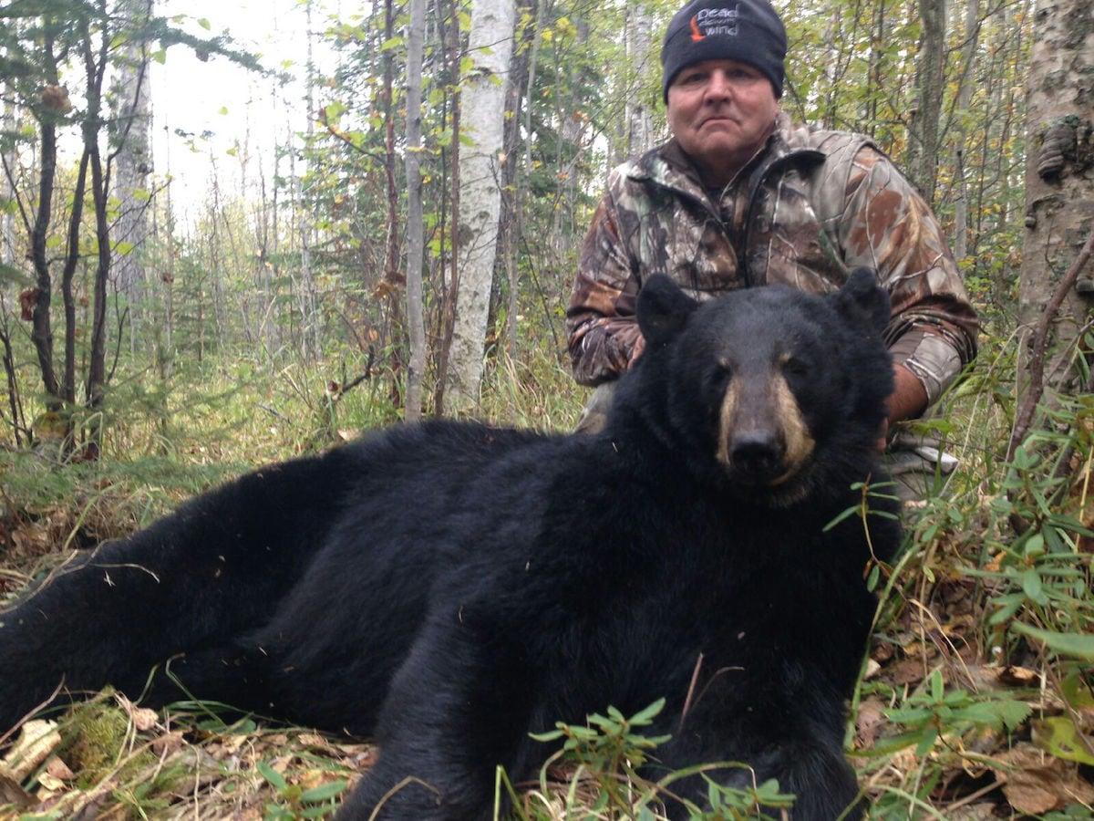 Big Game Hunting Adventures: Alberta Black Bear Hunt