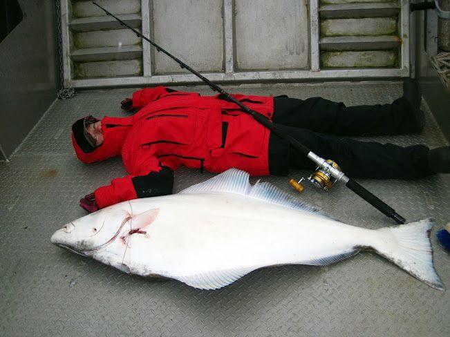 Icy Bay Lodge: Halibut & King Salmon