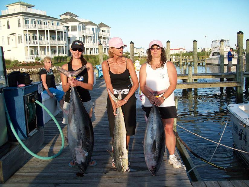 Bill 4 Bills Sportfishing: Overnight Fishing Trip