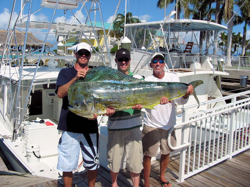 Last Mango Charters: Offshore Full Day