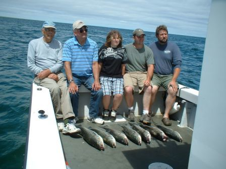 Stripers R Us: Long Fishing Trip