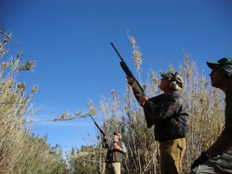 The Outdoor Vibe: Mixed Bag Wing Shooting in Argentina