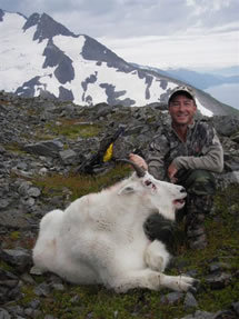 D And L Outfitters: Goat Hunts