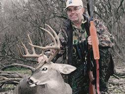 Dawson Whitetail Ranch: Gold Trophy Whitetail Deer Hunt