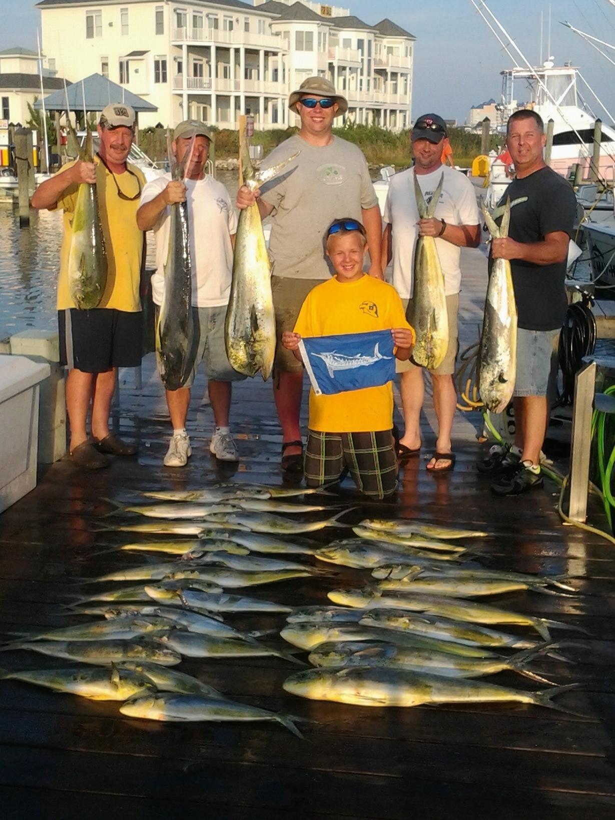 Foolish Pleasures Big Game Fishing: OC Full Day Offshore Charter