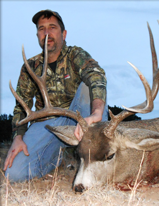 Kiowa Hunting Services: Mule Deer Hunts (Pre Rut & Rut)