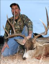 Kiowa Hunting Services: Mule Deer Hunts (Pre Rut & Rut)