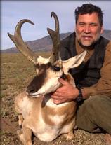Kiowa Hunting Services: Rifle Antelope Hunts