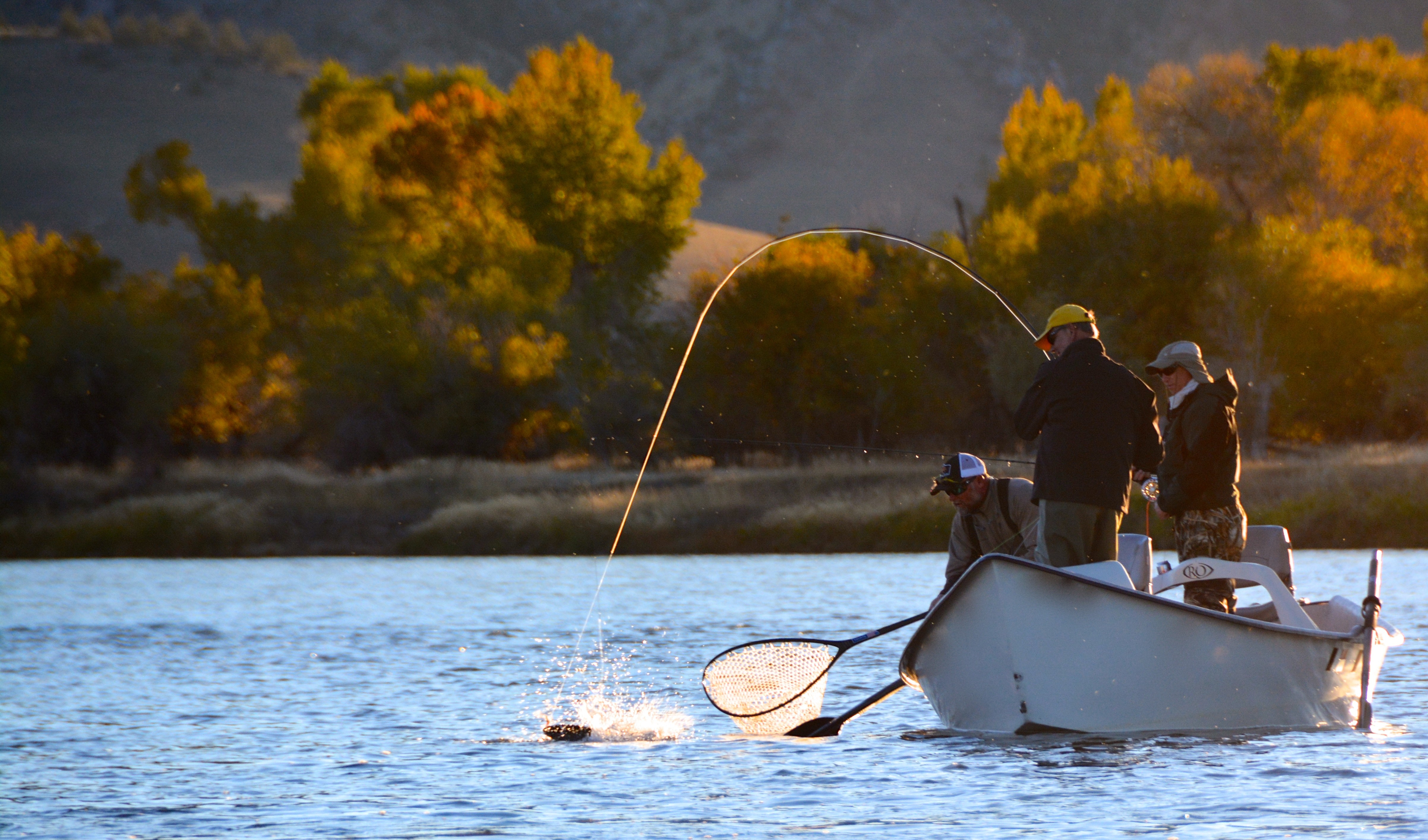 Montana's Last Best Outfitters: Float or Walk Wade Trip