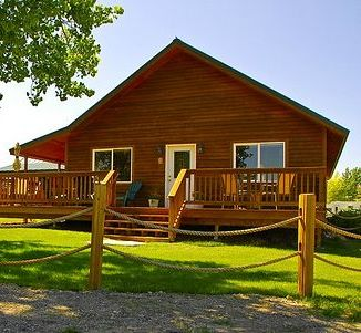 Montana Fly Fishers: Bed and Breakfast Only