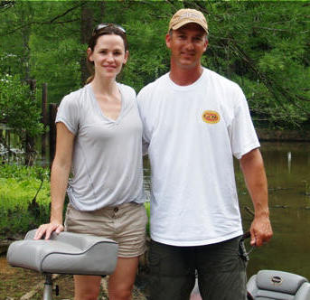 Caddo Lake Guide Service: Quick Trip