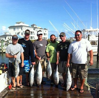 Game Changer Sportfishing: Overnight Fishing Trip