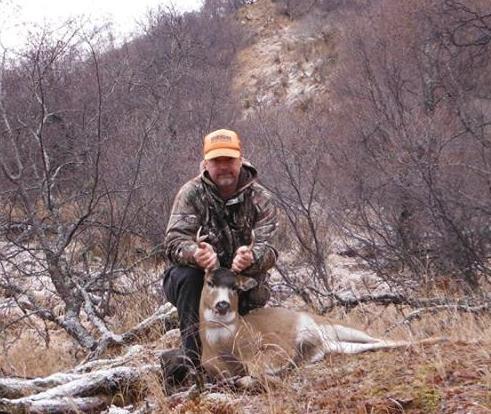 Zachar Bay Lodge: Unguided Deer Hunt Cabin