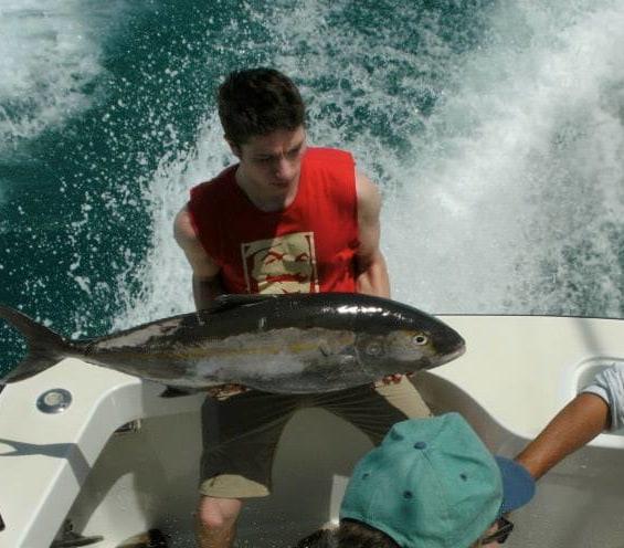 Cancun Boat Club: Pro Reef Fishing