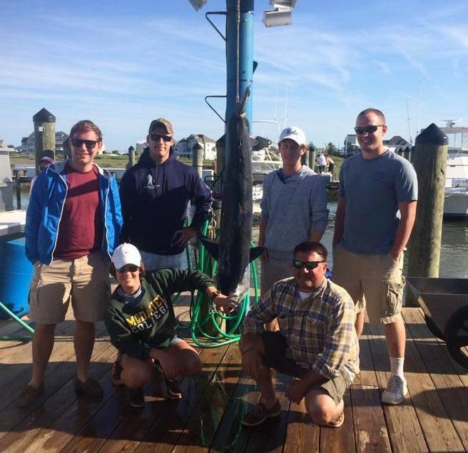 Game Changer Sportfishing: Shark Fishing Trip