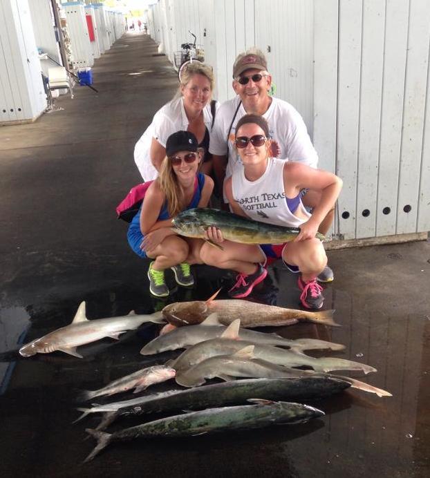 SeaPlay Sportfishing: Galveston Near Shore Fishing Charter