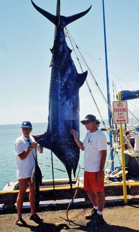 Alyce C. Sport Fishing: Example Round Isle package