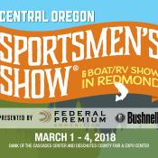 Central Oregon Sportsmen's Show in Redmond
