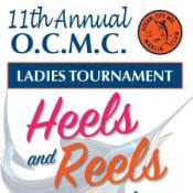 """OCMC Ladies' Tournament: """"Heels & Reels"""""""