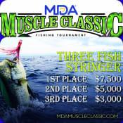 MDA Muscle Classic Fishing Tournament