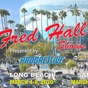 Fred Hall Shows San Diego