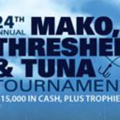 Star Island  Annual Mako, Thresher & Tuna Tournament