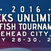 North Carolina Ducks Unlimted Billfish Tournament