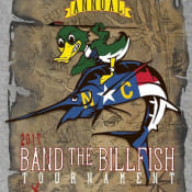 North Carolina Ducks Unlimited Band the Billfish