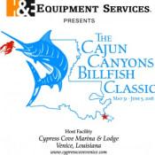 The Cajun Canyons Billfish Classic