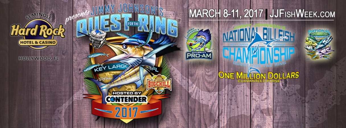 Jimmy Johnson's Championship Fishing Week - Key Largo, FL