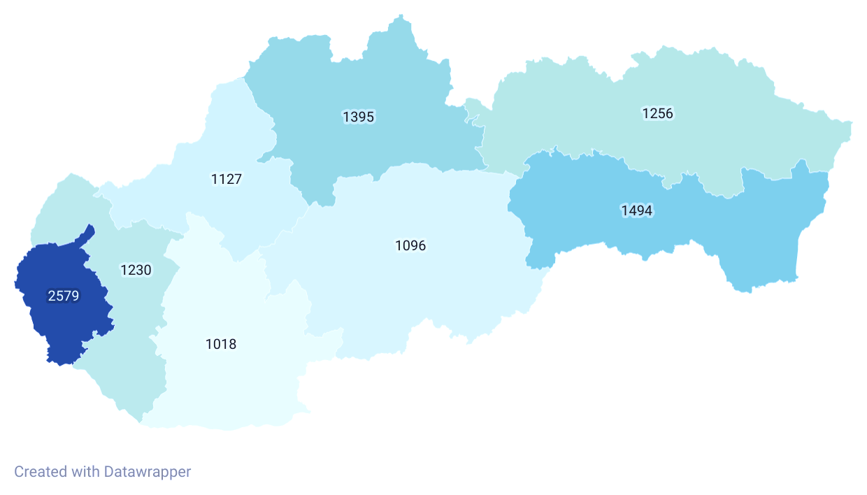 Obrázok, na ktorom je mapa  Automaticky generovaný popis