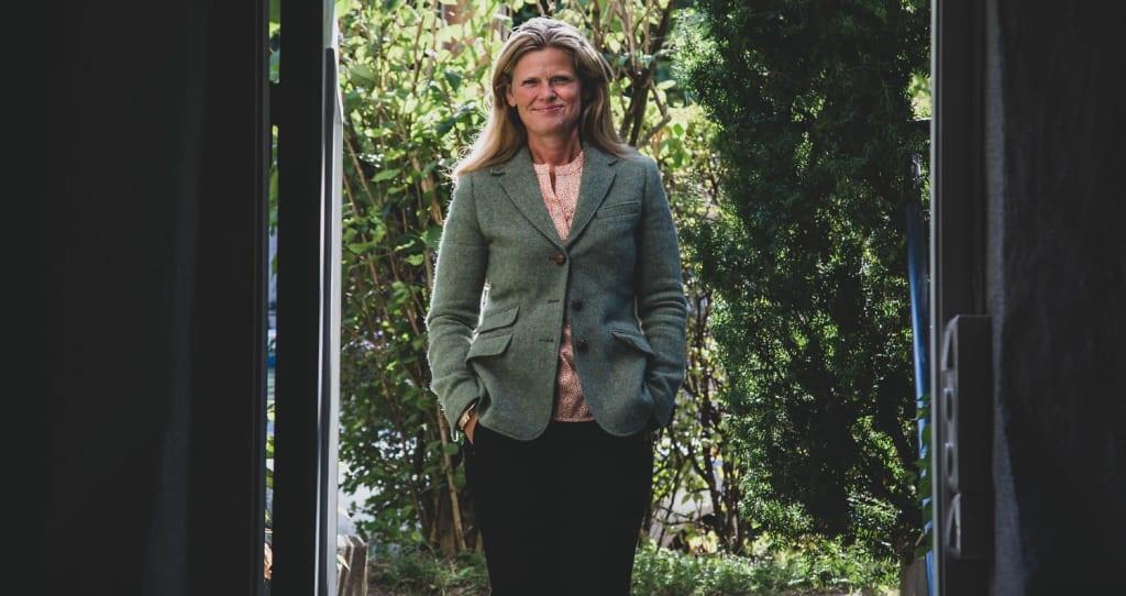 Psykolog og yogalærer Karen Kollien Nygaard