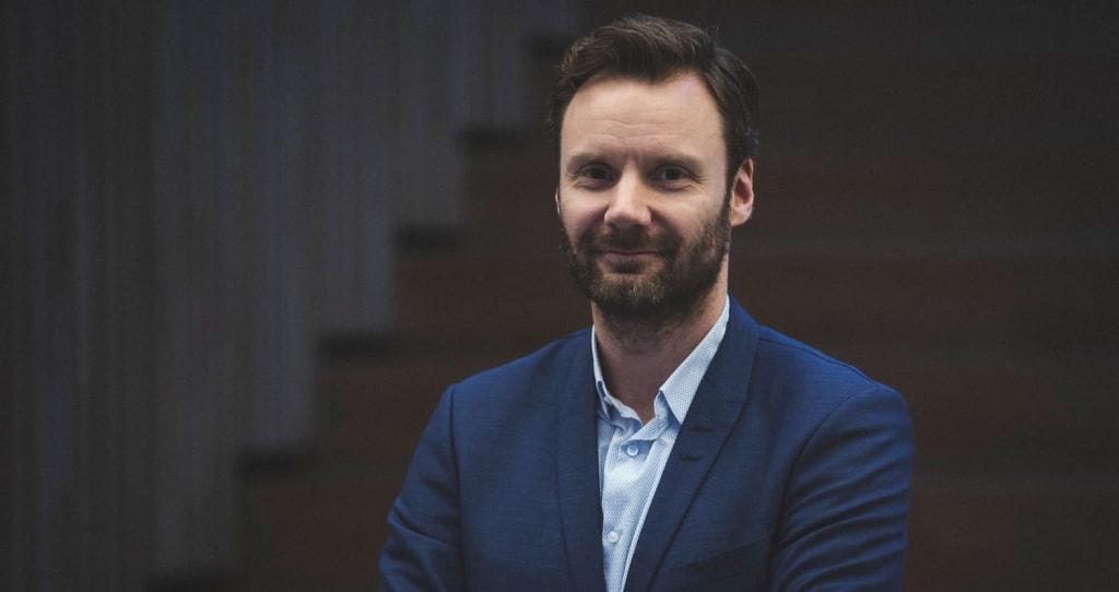 Trygve Håkedal er leder for Strategy & Architecture i Storebrand-konsernet.