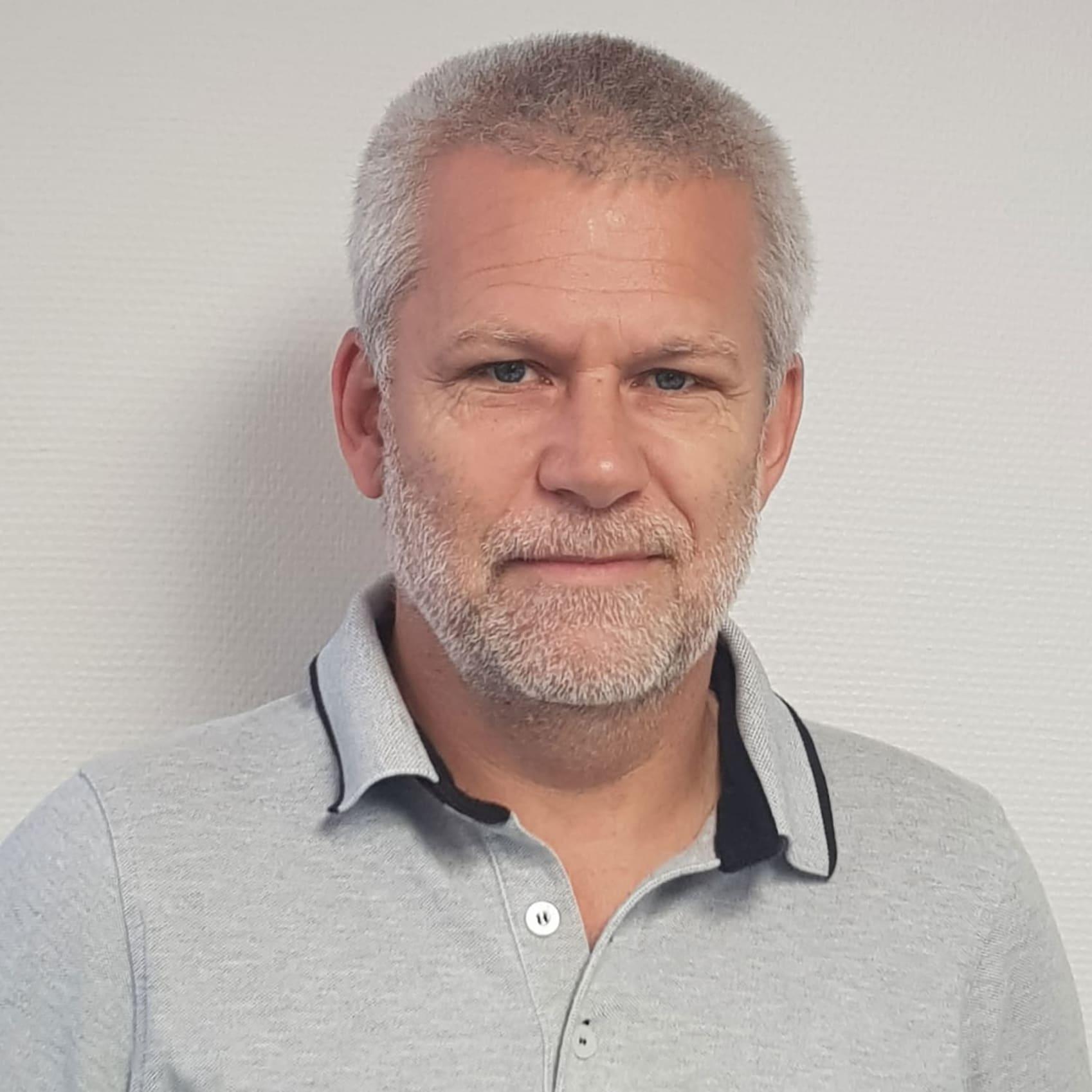 KARRIERECOACH I FINANSFORBUNDET: Christian Bratsberg er utdannet siviløkonom og gestaltterapeut, og er også en av Finansforbundet sine egne karrierecoacher.