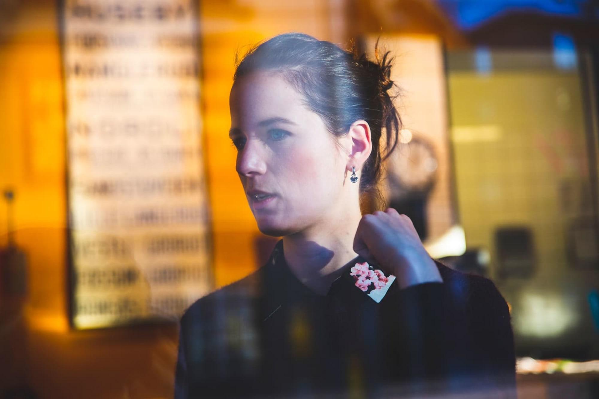 FÅR DRAHJELP I STOCKHOLM: I vinter er Marie Louise Sunde og forretningspartner Isabell Ringnes i Stockholm. Der får de hjelp til å ta Shesgotthis videre gjennom gründerprogrammet Antler.