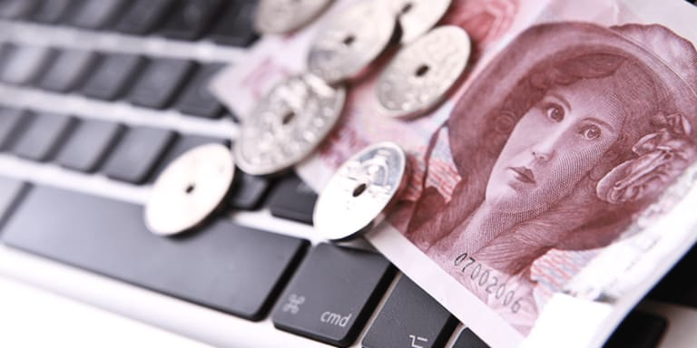 Enighet i finans: 1,7 % i generelt tillegg til alle; minimum kr 7700