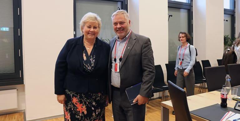 YS-konferansen 2020: Norge mot 2030