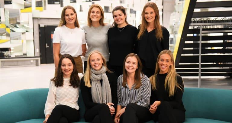 – Det har manglet et finansmiljø for unge kvinner