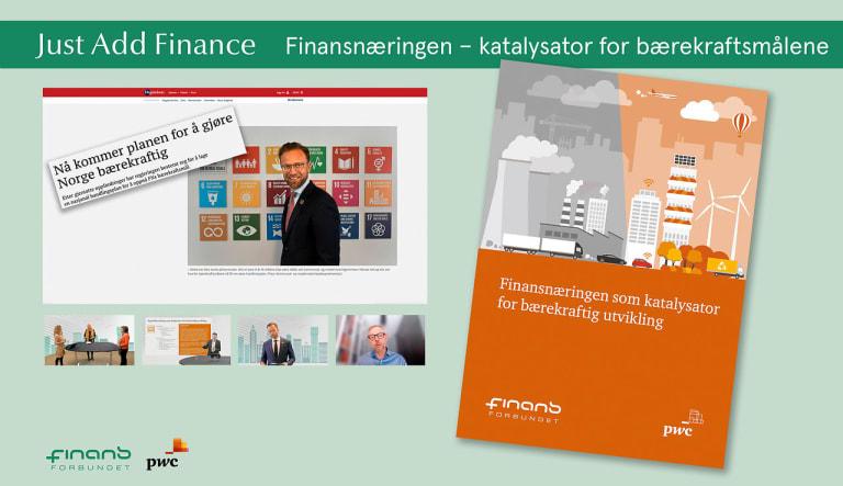 Ny rapport om bærekraft