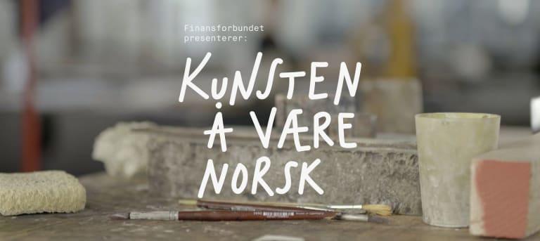 Kunsten å være norsk