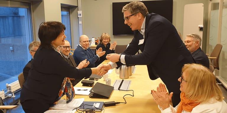 Bærekraft og mangfold inngår i ny avtale