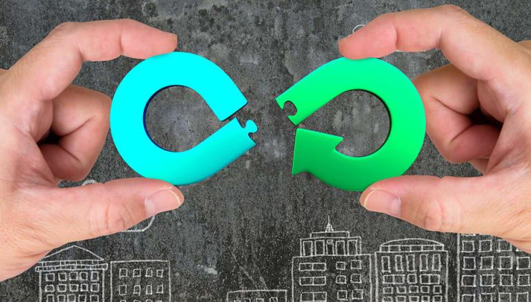Nytt prosjekt om sirkulær finans