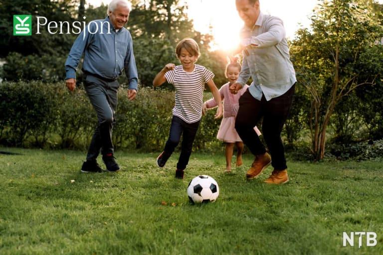 YS Pensjon