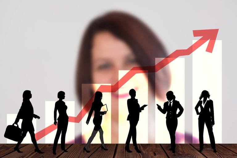 Støtter charter for kvinner i finans