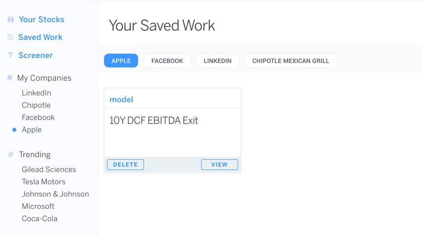 model-saved