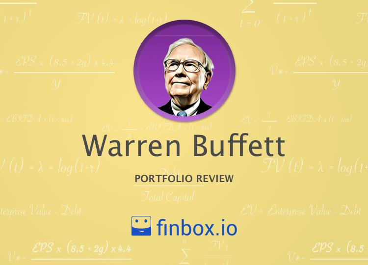 Berkshire's Portfolio: What's Buffett Been Up To?