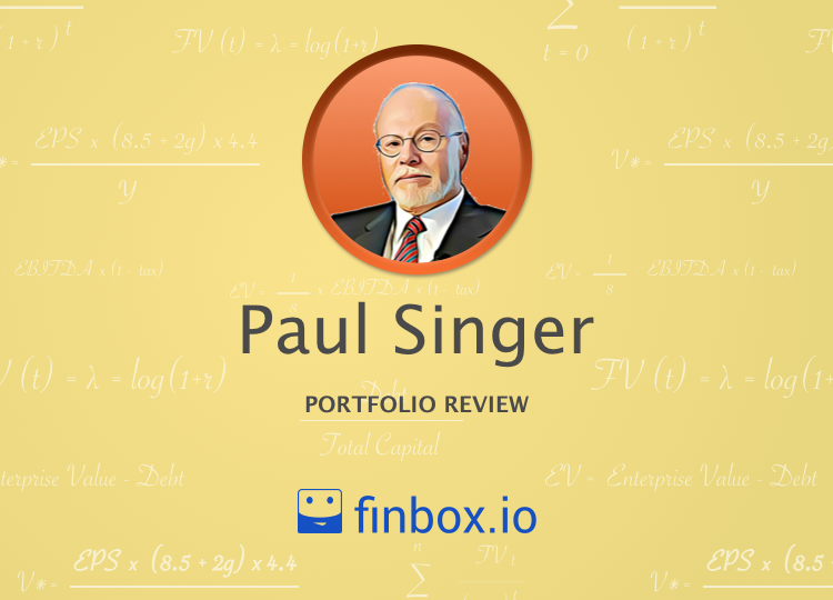 Paul Singer's $1.9 Billion Bet