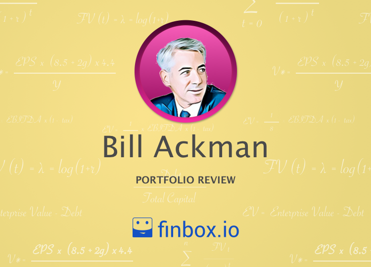 Bill Ackman's Q3 Trading Activity: Buys ADP and Exits Nomad Foods