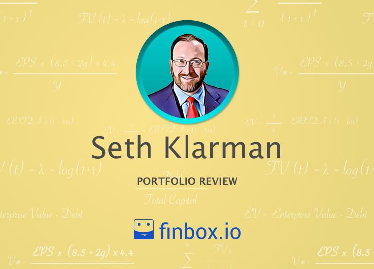 Seth Klarman: The Focussed Value Investor